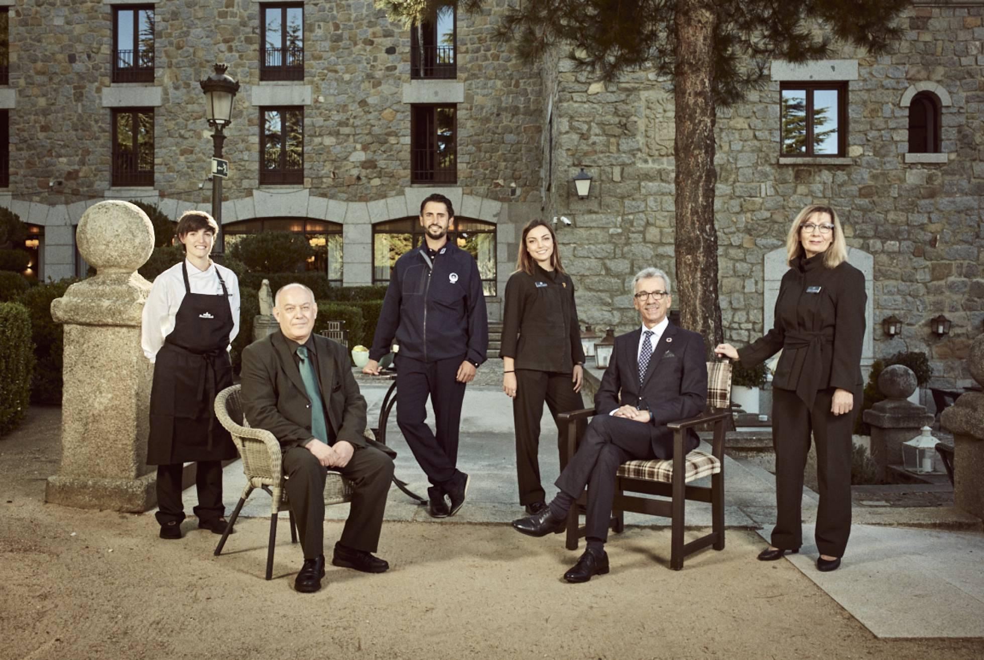 Секреты работы в самой старинной сети отелей Испании