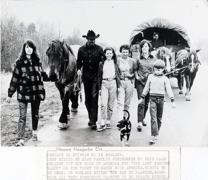 Фото: facebook.com/The-Last-Wagon-West