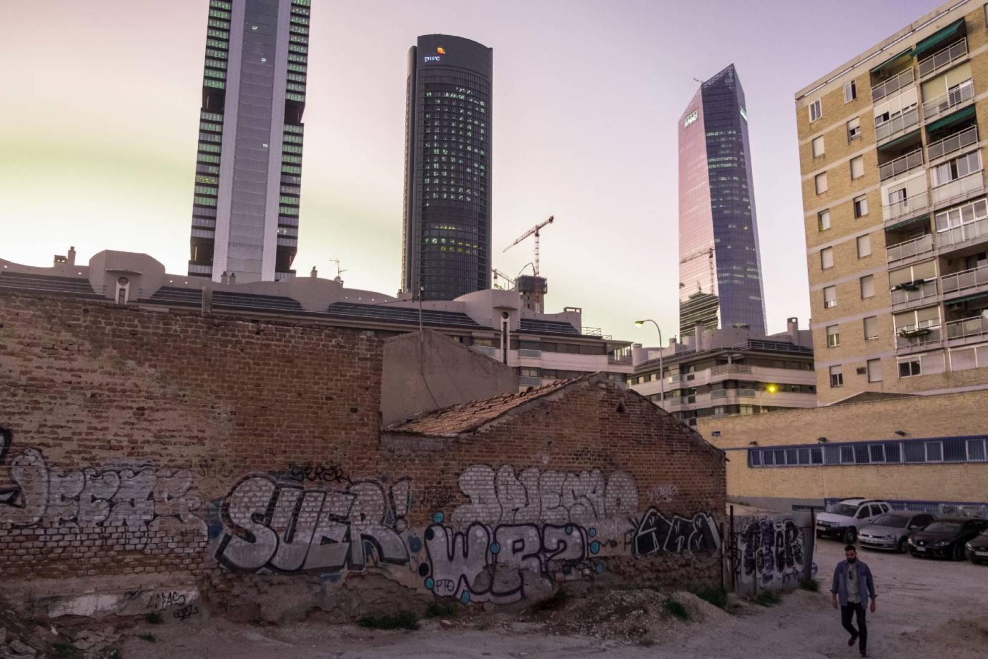Богатая улица, бедная улица: невидимые границы внутри кварталов Мадрида