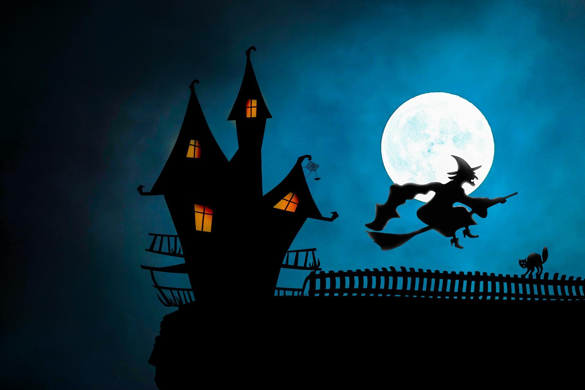 Как Испания готовится к Хэллоуину