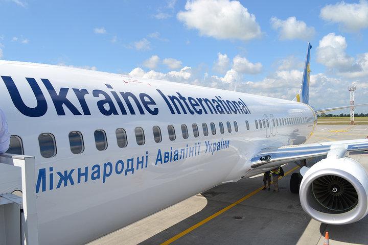 Украинская авиакомпания МАУ прекращает полеты в Беларусь