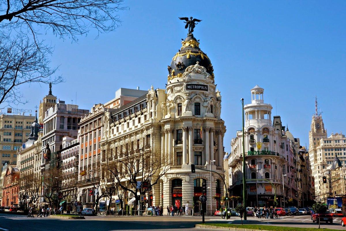 В Мадриде начнут действовать новые правила для зон с низким уровнем выброса газа