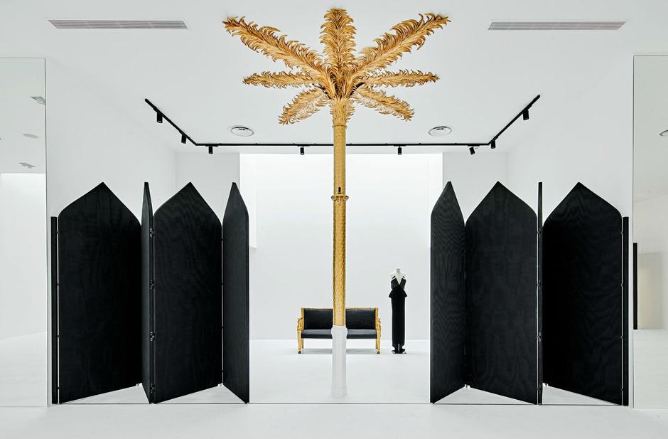 Новый концептуальный магазин в Барселоне объединяет моду, искусство и гастрономию