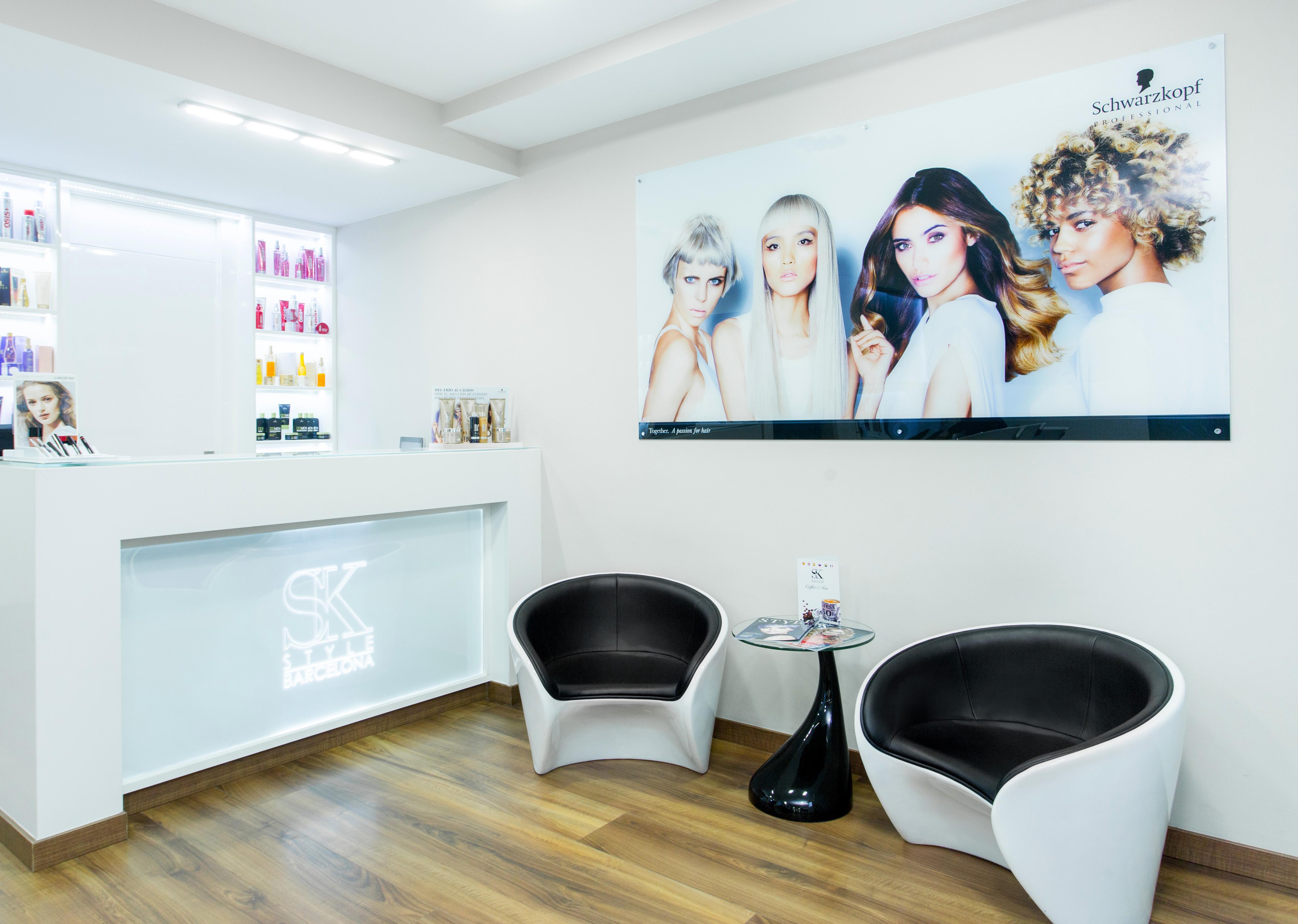 Новые косметические услуги в салоне красоты SK STYLE BARCELONA.