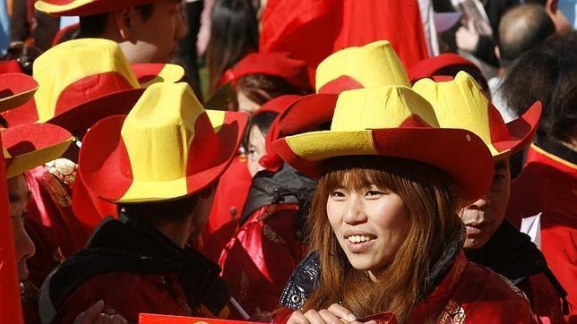 Аэропорт Мадрида готовит специальные сервисы для туристов из Китая