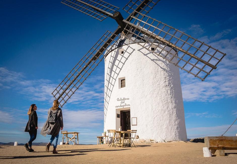 El Gastromolino: гастрономический опыт на ветряной мельнице