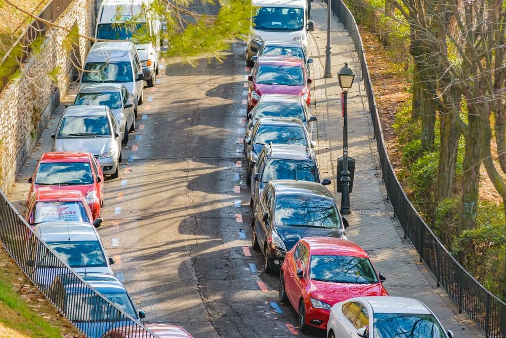 В каких районах Испании угон автомобилей происходит чаще всего?