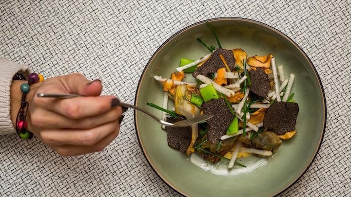 Столица лесных грибов или где попробовать блюда из сезонных грибов в Мадриде