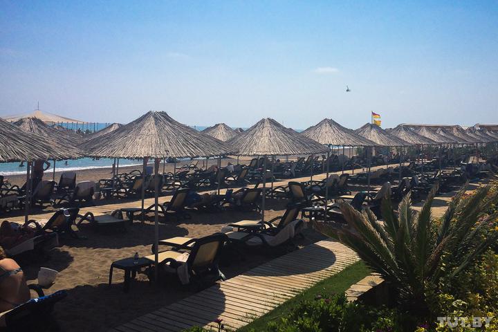 Турция введет налог для туристов на проживание в отелях