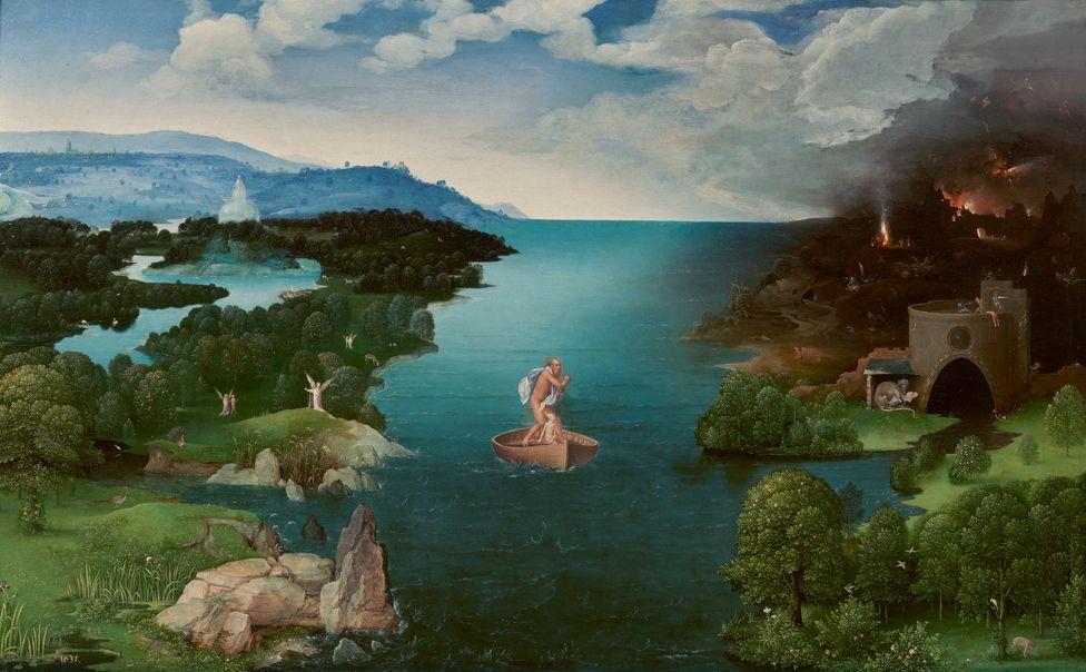 Всемирный фонд дикой природы и музей Прадо используют искусство, чтобы привлечь внимание к проблеме климатических изменений