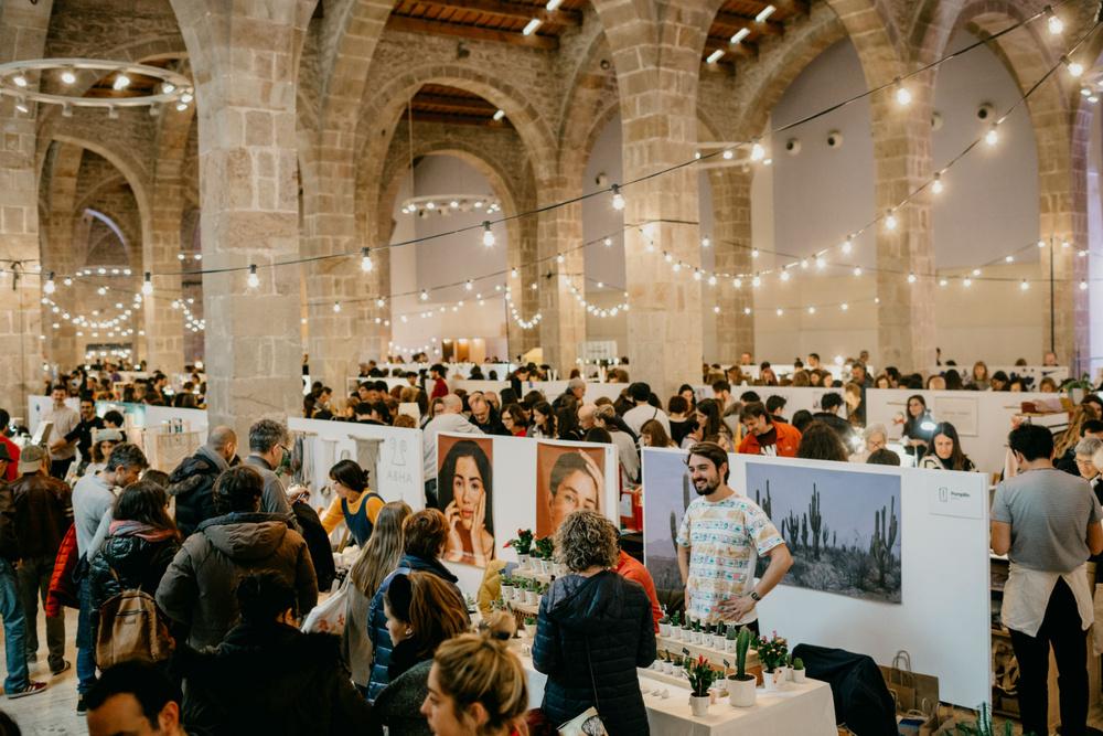 Лучшие рождественские рынки Барселоны 2019 для покупки необычных подарков