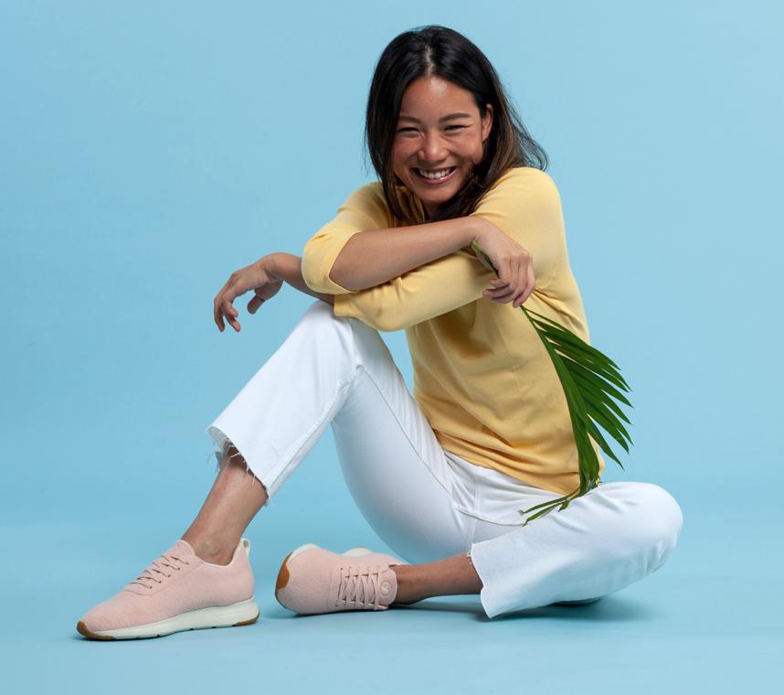 В Испании создана удобная спортивная обувь из шерсти, которую называют лучшей в мире