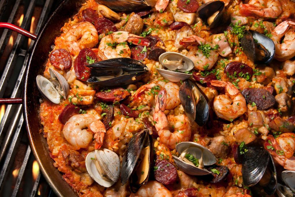 В каких городах лучше всего пробовать национальные блюда Испании?