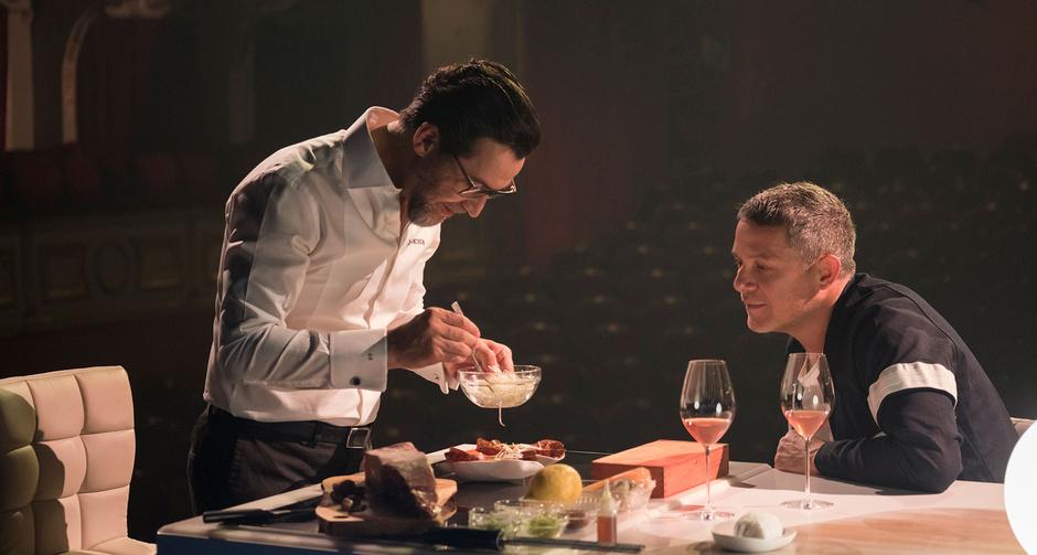 Испанский шеф-повар Кике Дакоста стал «гастрономическим биографом»