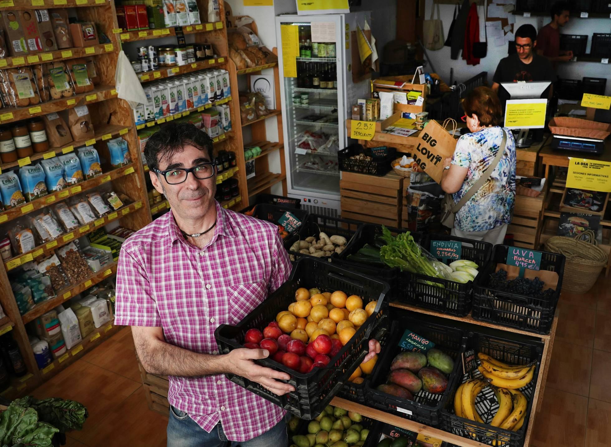 Кооперативные супермаркеты, где покупатель превращается в хозяина, завоевывают Испанию