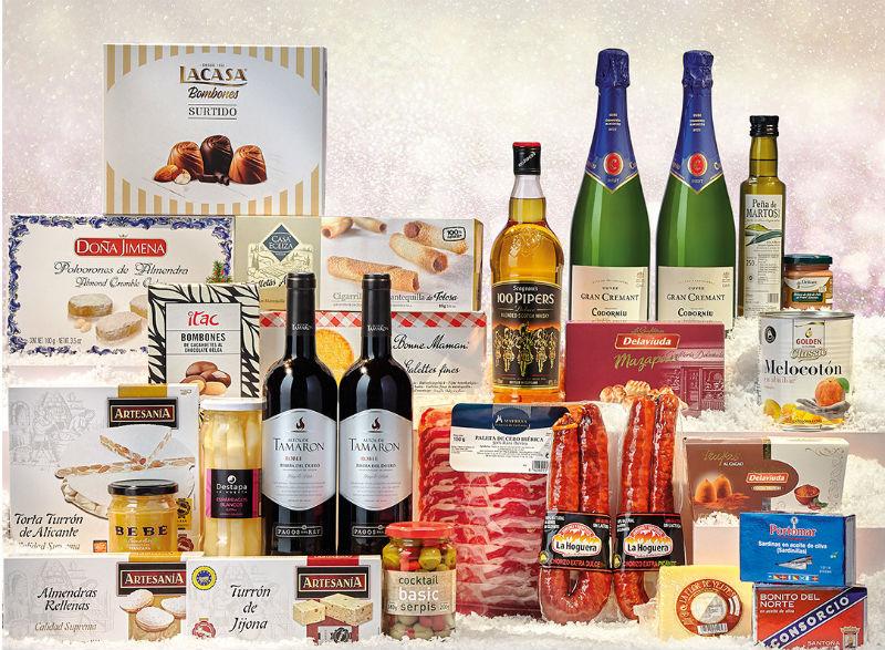 Почему испанские работники имеют законное право на праздничную корзину с угощением?