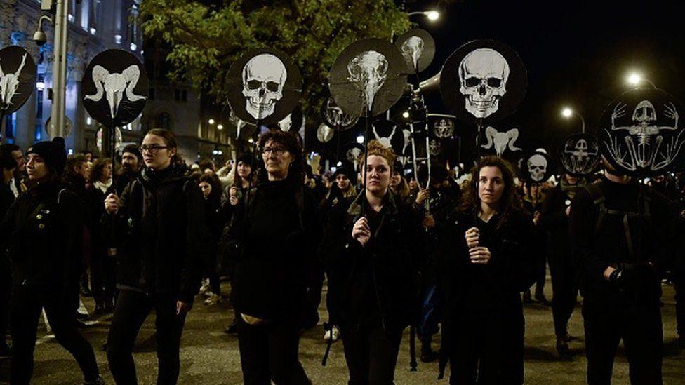 Конференция по изменению климата, проходящая в Мадриде, привлекает все больше внимания.