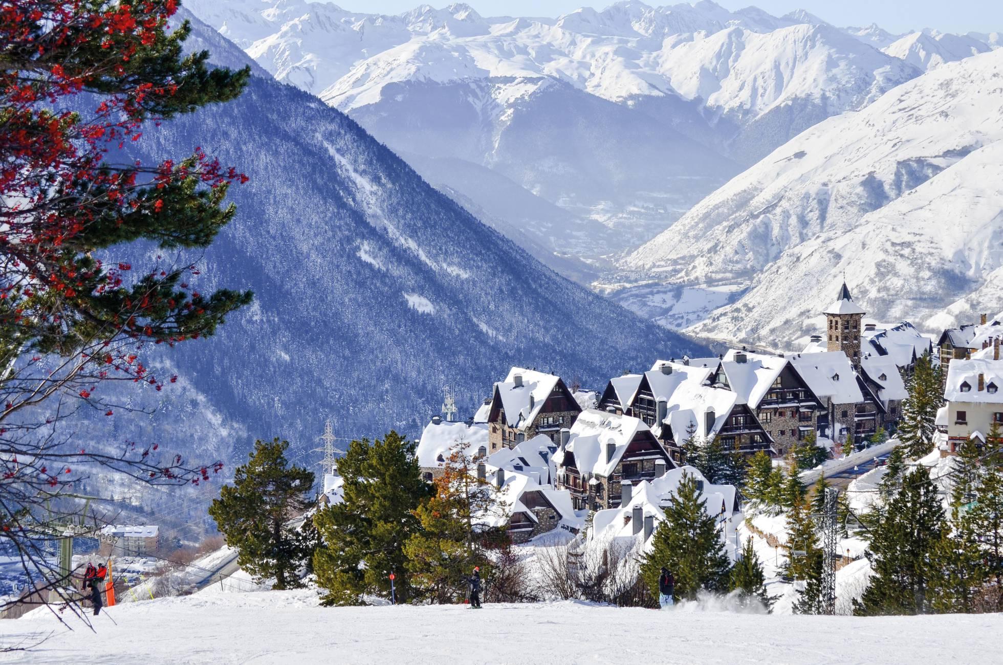 Горнолыжные курорты Испании и Андорры презентуют новую инфраструктуру в этом сезоне