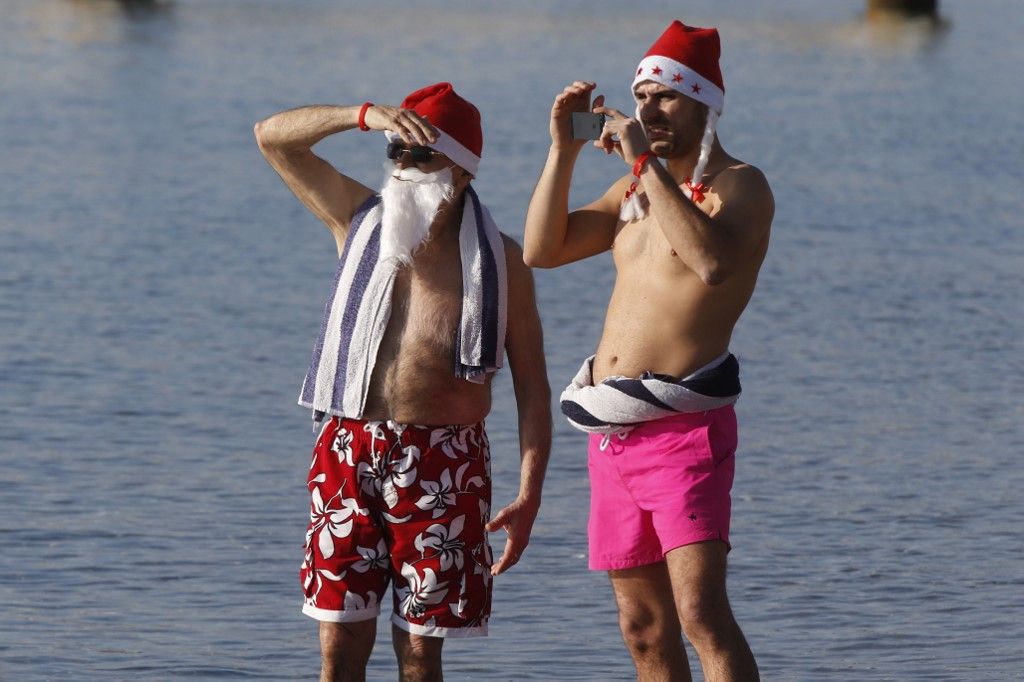 Какая погода ожидается в Испании на Рождество?