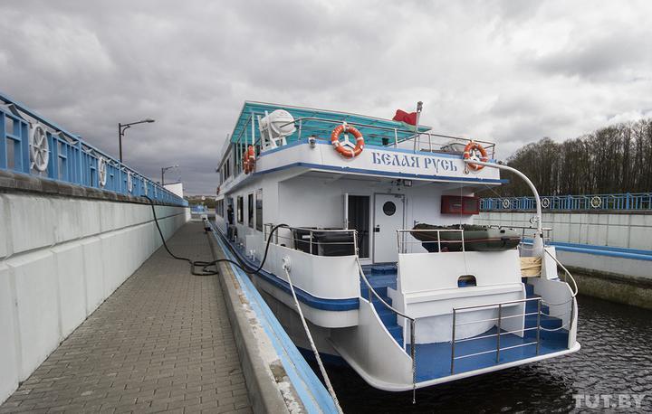 В Пинск поехали туристы. Власти приводят в порядок гостиницы