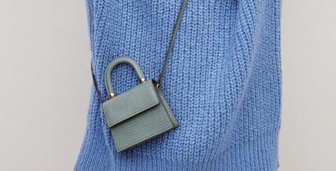 Новые мини-сумки Mango, которые уже обожают местные модницы