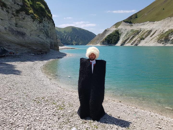 Фото: из личного архива Александра. Путешествие по Кавказу, 2017 год