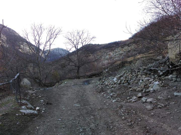 Фото из личного архива Александра. Путешествие по Кавказу, 2017 год