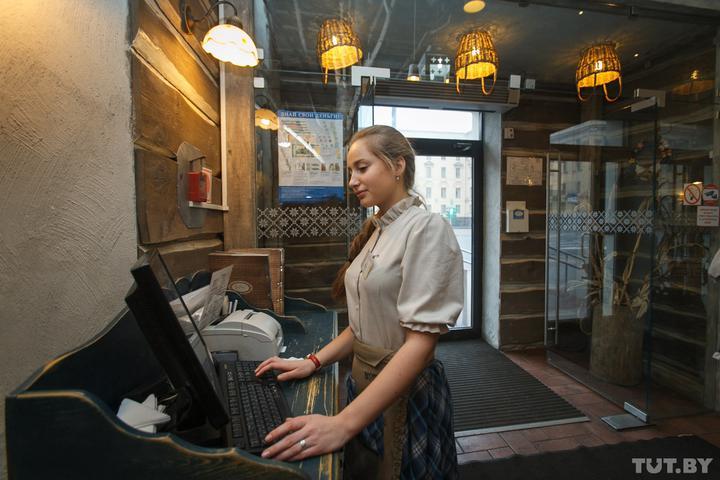 Ресторан Васильки. Фото: Дмитрий Брушко, TUT.BY
