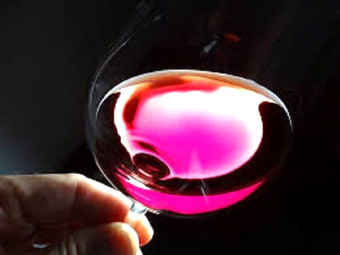 Мода на розовое вино в Испании