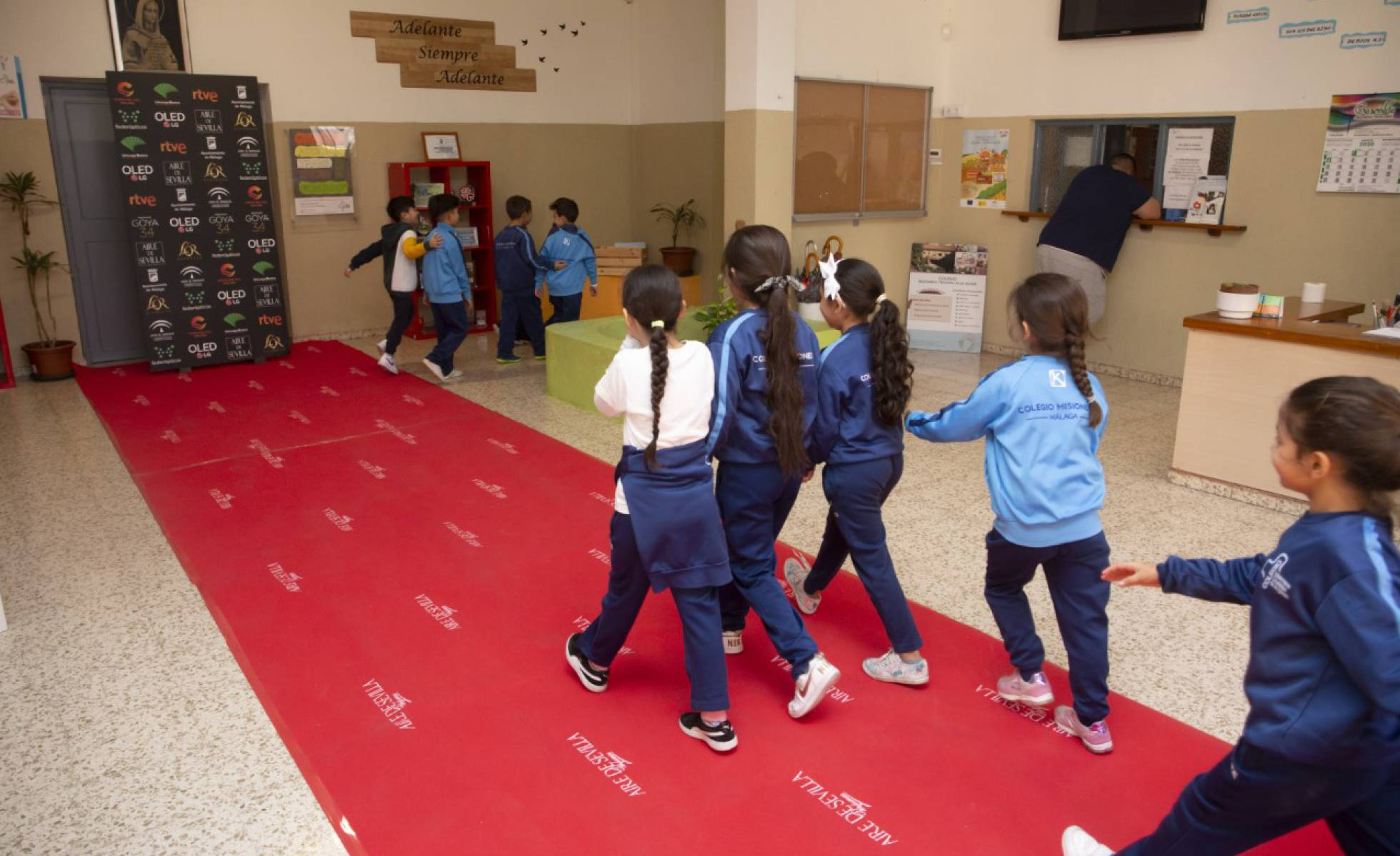 Вторая жизнь красной ковровой дорожки с церемонии вручения премии Гойя