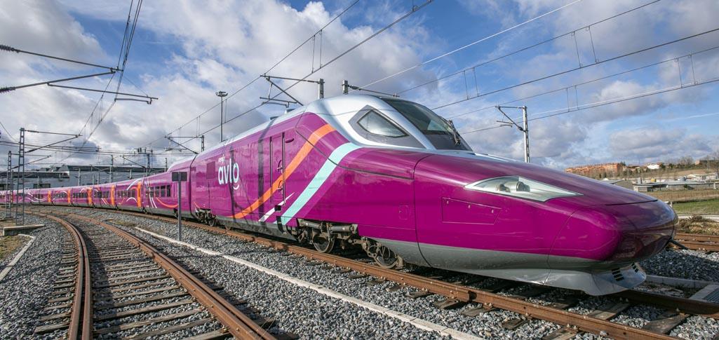 Стартовала продажа билетов за €5 на рейс Барселона – Мадрид в новом скоростном поезде Avlo