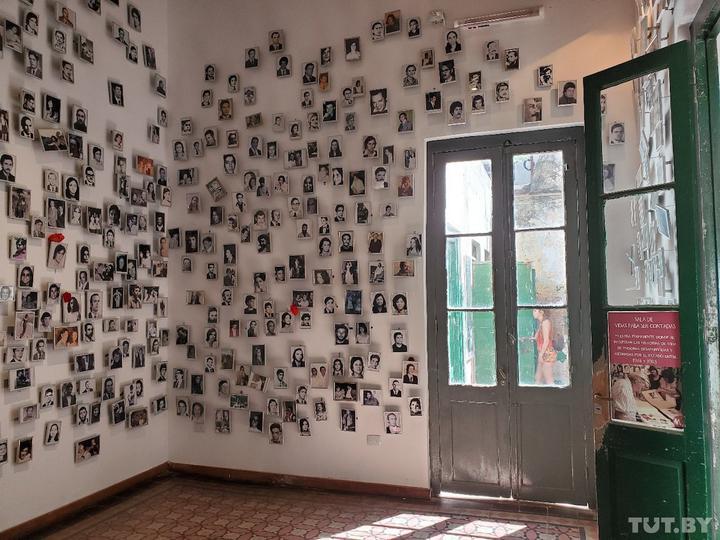 Музей Памяти в городе Кордоба. Фото: Алиса Ксеневич, TUT.BY
