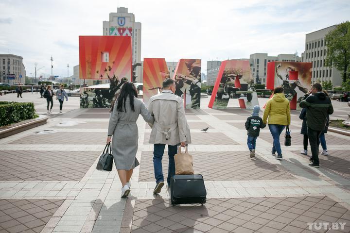 Будущая неделя для россиян будет нерабочей. Рванут ли они в Беларусь? Похоже, что нет