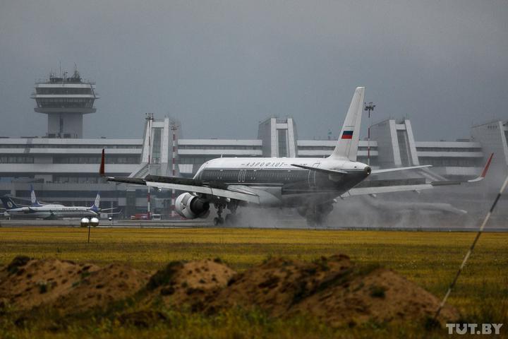 «Аэрофлот» сокращает рейсы в Минск из аэропорта Шереметьево