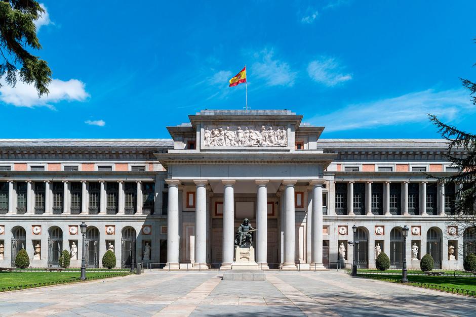 Искусство, не выходя из дома: музеи Мадрида расширяют свои онлайн предложения