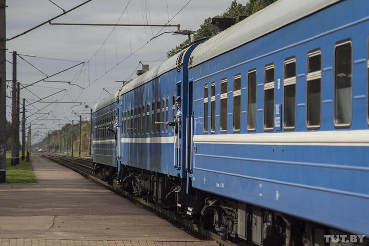 БелЖД пустит поезд, который заберет белорусов из Украины, Латвии и Литвы