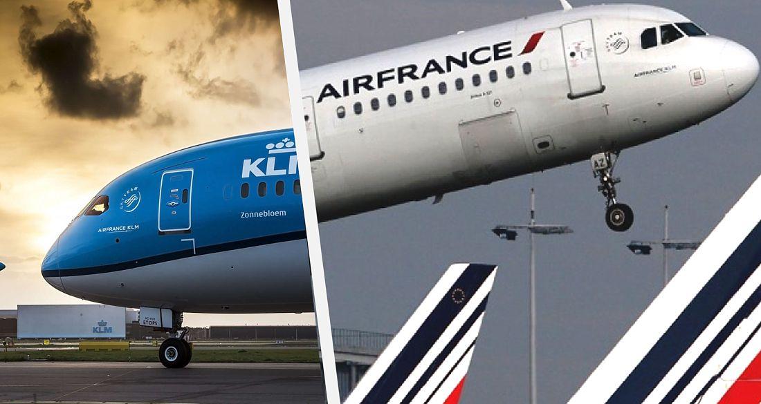 Альянс Air France - KLM распадается из-за коронавируса