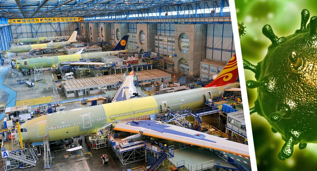 Производитель Airbus заявил, что «истекает кровью»