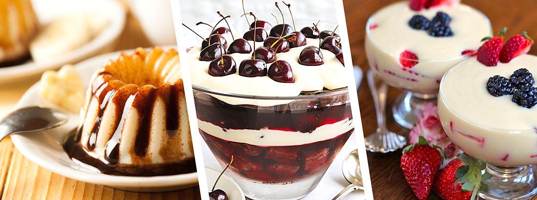 Готовим простые английские десерты на карантине