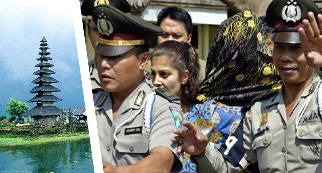 Трупы туристов обнаружили в номере отеля на Бали