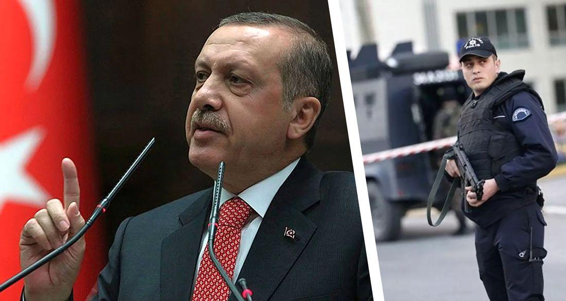Турция решила оставить комендантский час на все выходные дни