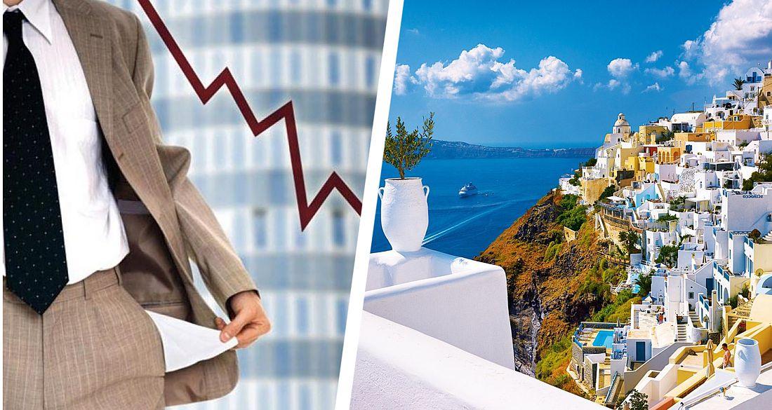 65% отелей Греции разорятся в результате коронакризиса