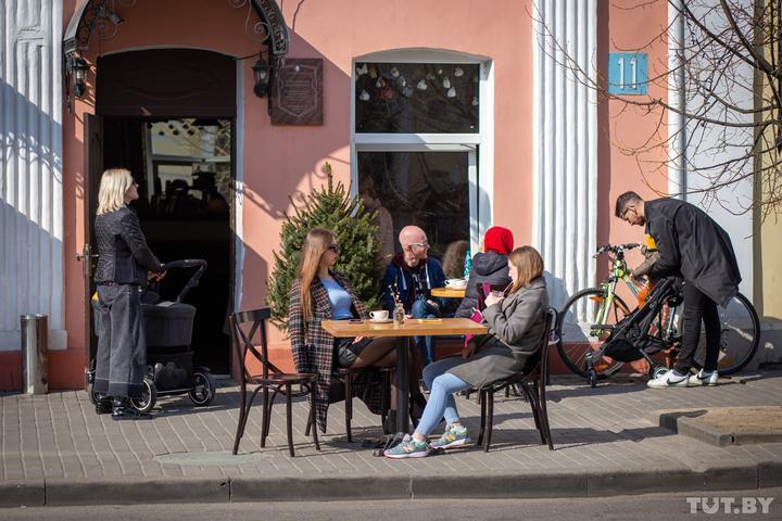 Для гродненских кафе, ресторанов, гостиниц, хостелов из-за локдауна снизили ставки арендной платы