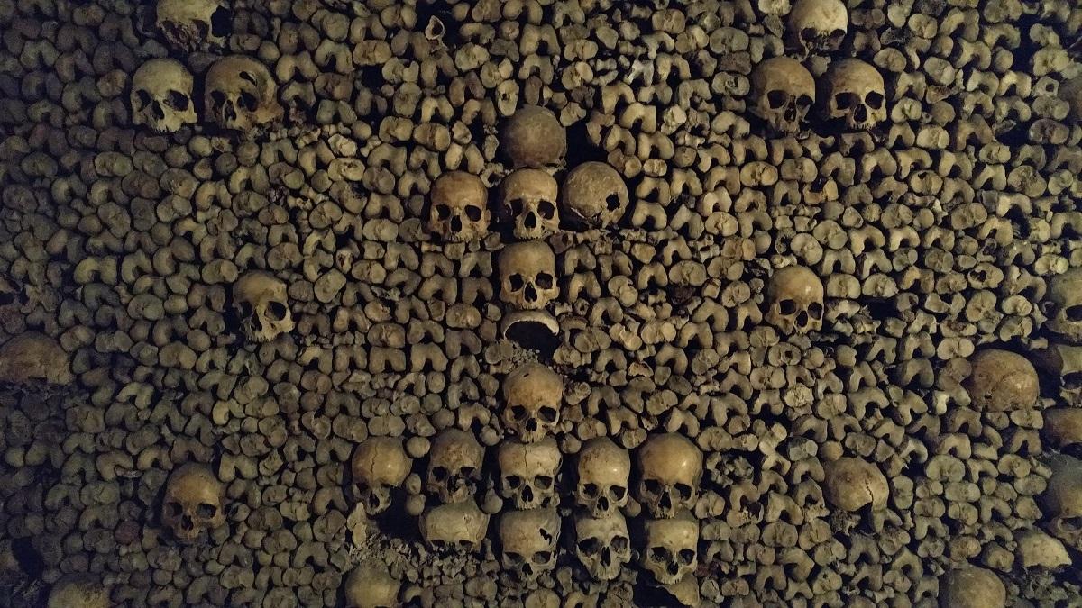 Катакомбы Парижа: империя смерти в центре французской столицы