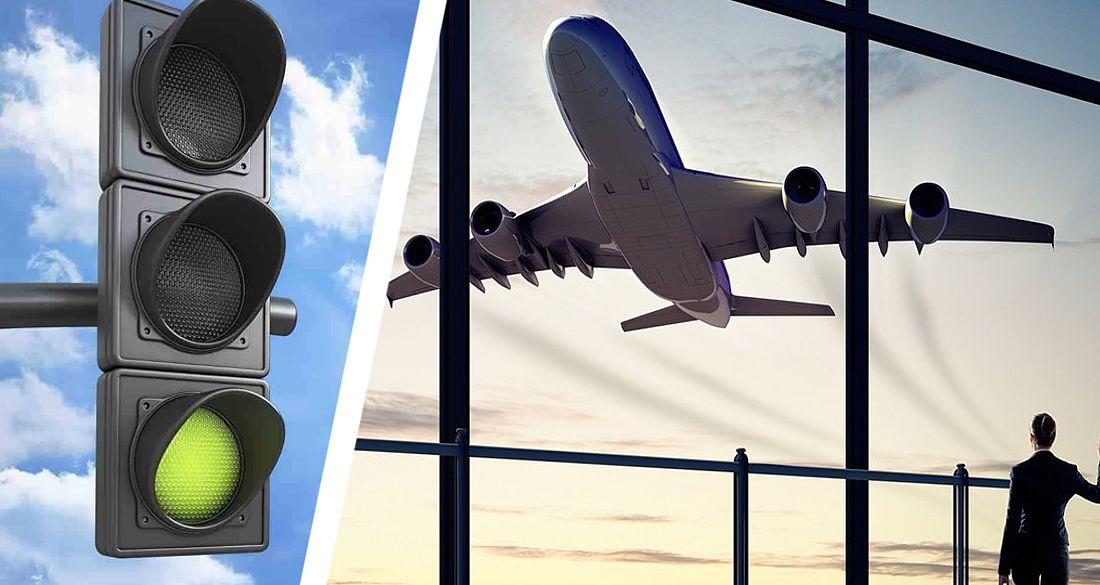 Лоукостер возобновляет рейсы с 1 мая, частично - даже за рубеж