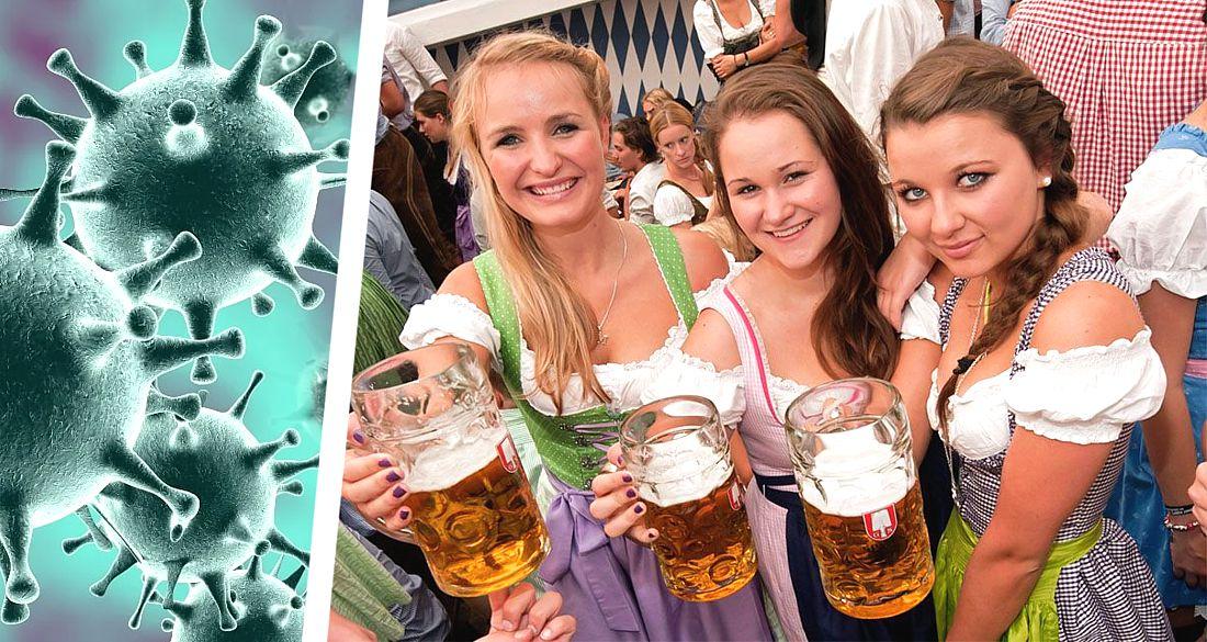 Из-за коронавируса в Германии отменят Октоберфест