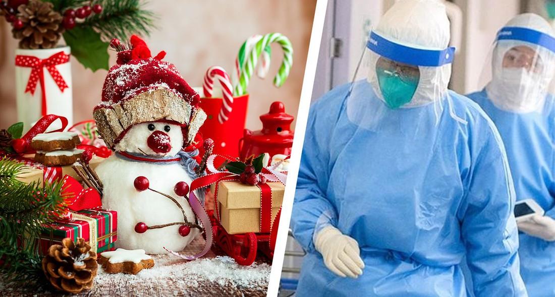 Прощай Новый год: второй пик коронавируса придётся на ноябрь-декабрь