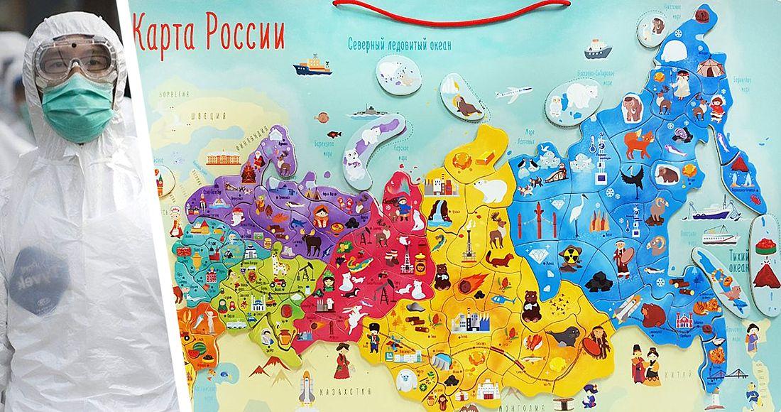Коронавирус в России на 13.04: пропуска на проезд и мрачные прогнозы