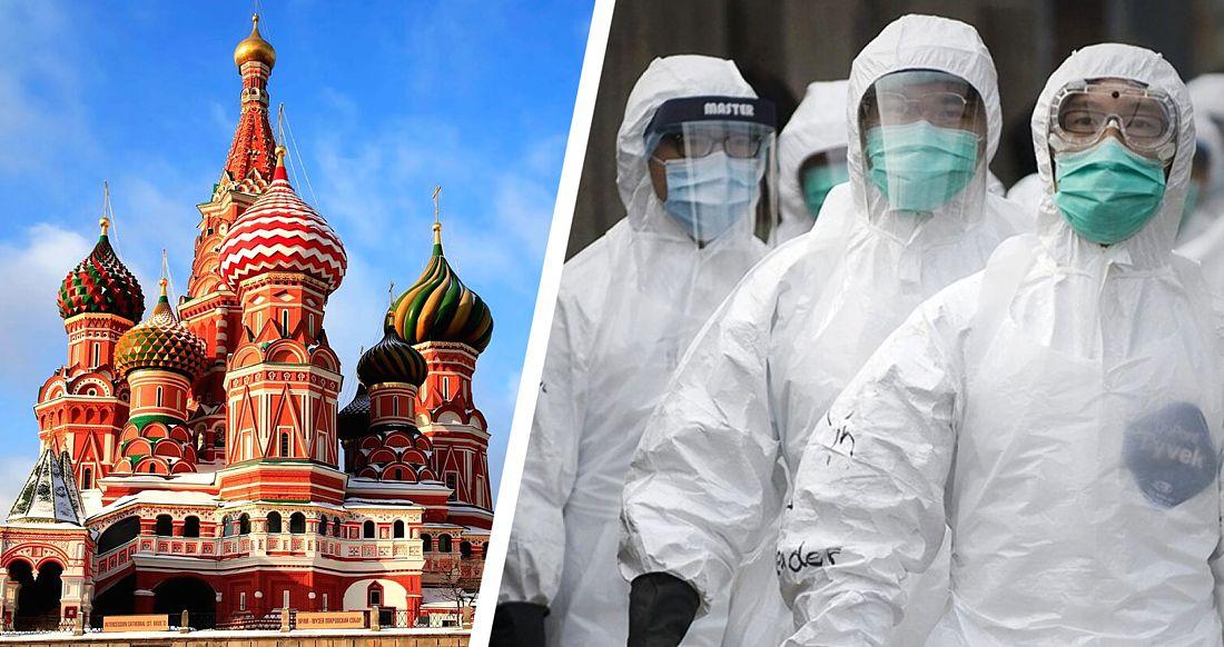 Россия вошла в десятку самых зараженных коронавирусом стран