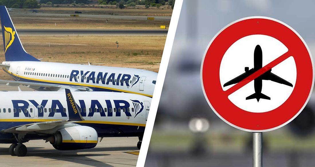 Ryanair предупредил: если власти введут социальное дистанцирование в самолетах, лоукостер летать не будет